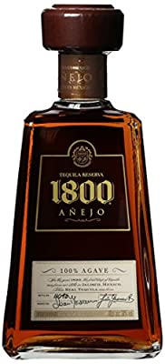 Jose Cuervo 1800 Tequila Añejo (1 x 0.7 l)