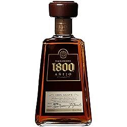 Jose Cuervo 1800 Tequila Añejo (1 x 0.7 l) 1800 Tequila Jose Cuervo Añejo Reserva