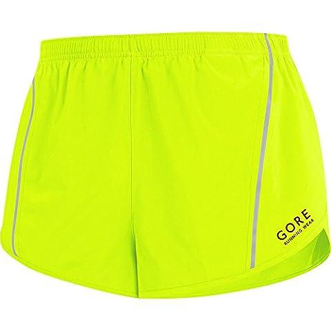 Gore Running Wear Herren Kurze Hose MYTHOS 3.0 Split Shorts,