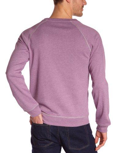 Cheap Monday - Pull - Homme Violet (Purple Ash Mélange)