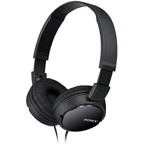 Sony MDR-ZX110 - Cuffie, Frequenza 12 Hz-22 kHz, 1000 mW, (Stile Pieghevole Delle Cuffie)