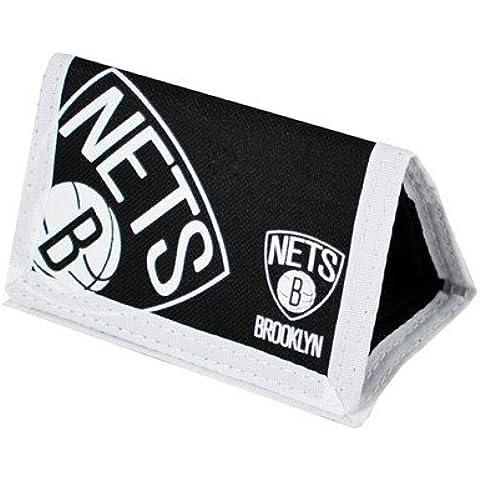 Brooklyn Nets NBA basket Wallet portamonete portafogli portafoglio portamonete