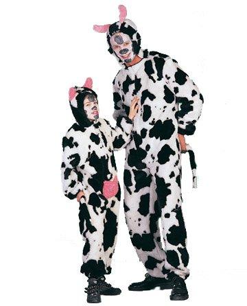 Wilbers Federbein Kuh Kinder Kostüm (Kuh Kostüme Kind)