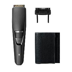 Philips BT3215/15 Cordless Beard Trimmer (Black)