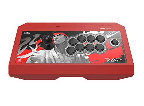 Switch Real Arcade Pro V Street Fighter (Ryu Edition) [