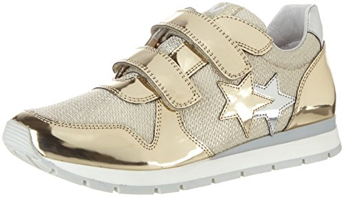 Naturino - Naturino Parker Vl, Pantofole Bambina Oro (gold)