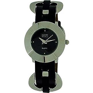 Eton 2903L Black – Reloj para mujeres color negro
