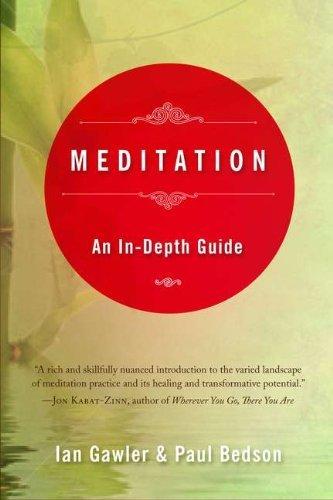 Meditation: An In-Depth Guide by Ian Gawler (2011-06-02)