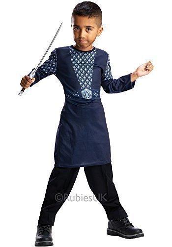 Jungen Offiziell Bilbo Baggins oder Thorins Der Hobbit mit Schwert & Ring Buch Tag Kostüm Verkleidung Outfit Alter 4-5-6 jahre - Thorin, One (Kostüme Thorin Kind Hobbit)
