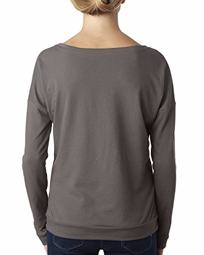 Next Level Damen T-Shirt WARM GRAY