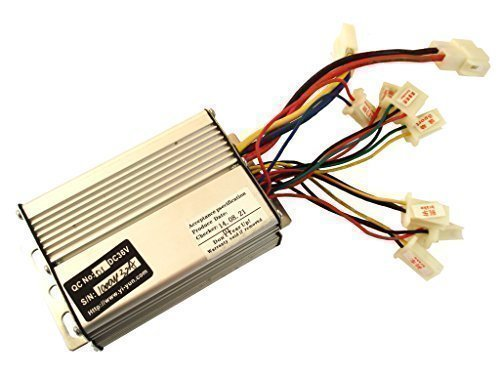 HMParts Steuergerät / Controller 36 V 1000 W z.B. für Mach 1 - E - Scooter (1000 Watt Scooter Motor)