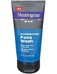 Neutrogena Men Invigorating Face Wash 150 ml