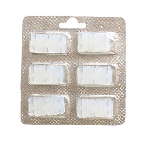 Lufterfrischer Parfüm Tablette Für Vorwerk Kobold VK135 VK140 VK150 Staubsauger Zubehör Duft Tabletten - Weiß