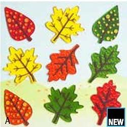 GelGems Falling Leaves Small Bag Gel Clings