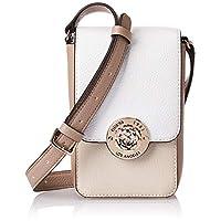 GUESS Womens Mini-Bag, Stone/Multicolour - VG774478