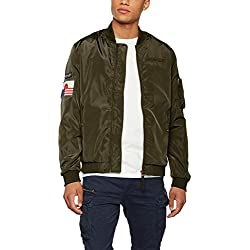 JACK & JONES Jorpowell Bomber Jacket