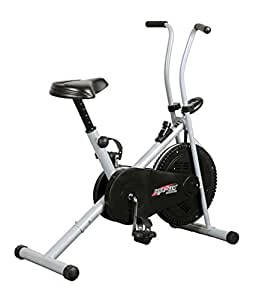 Healthex Exercise Cycle for Weight Loss at Home || Air Bike 1001 for Home Use