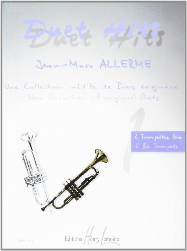 Duets Hits pour 2 Trompettes en Sib
