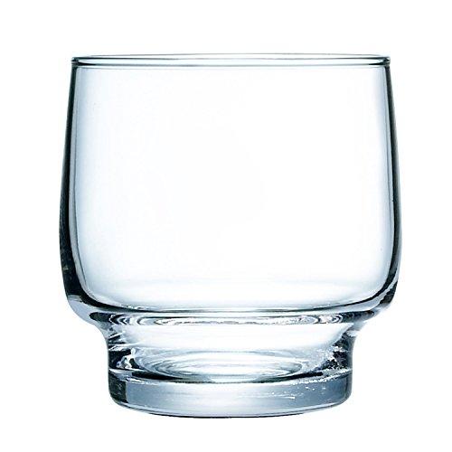 Luminarc Tivoli - Estuche de 3 vasos bajos, 25 cl