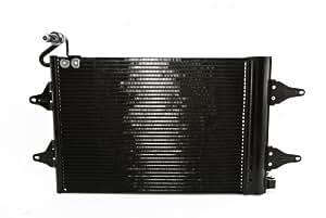 Condensateur de climatisation sEAT cORDOBA (6L2) 1.4 tDI 1.9 tDI sDI pour les originalteilenummern (seulement indicative calculée) :  6Q0820411B, 6Q0820411E 6Q0820411K