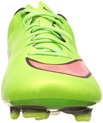 Nike Mercurial Veloce Ii Fg, Chaussures de football homme Vert (Elctrc Green/Hypr Pnch-Blk-Vlt)