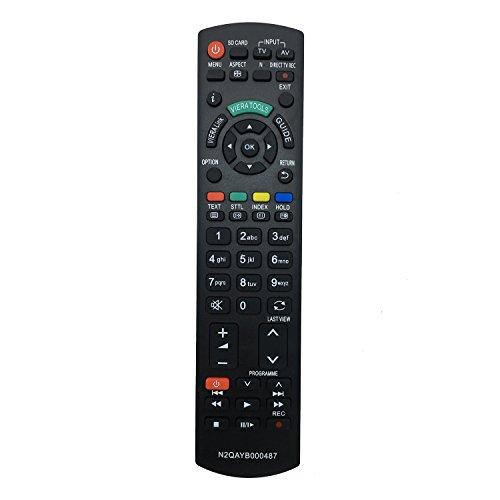 Vinabty reemplazado control remoto televisor N2QAYB000487
