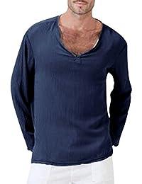 T-Shirt da uomo   feiXIANG Moda Casuale Maniche Corta Girocollo T Shirt  Stampa Digitale 98e4122854a