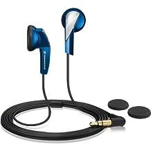 Sennheiser MX 365 - Auriculares de botón, azul