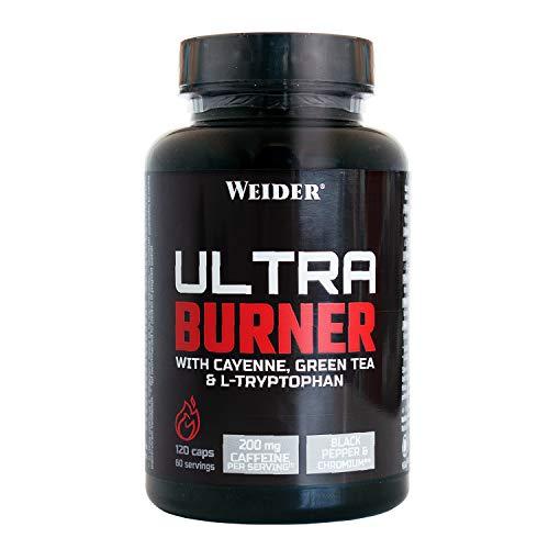 JOE WEIDER VICTORY Ultra Burner 120 Cápsulas