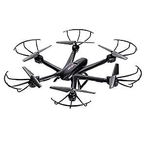 Arshiner MJX X600 X-Series RC Hexacopter 2.4G 4CH 6-Axes Gyro RC Drone avec le Mode Headless et Un Bouton de Retour