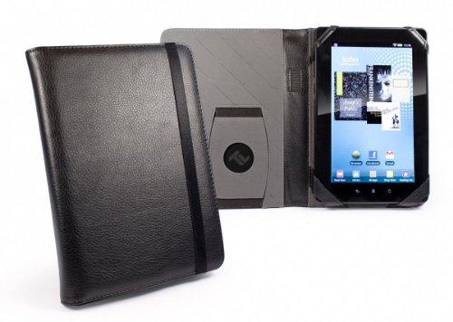 Tuff-Luv Embrace custodia per e-reader compatibile con Kobo Vox - Nero