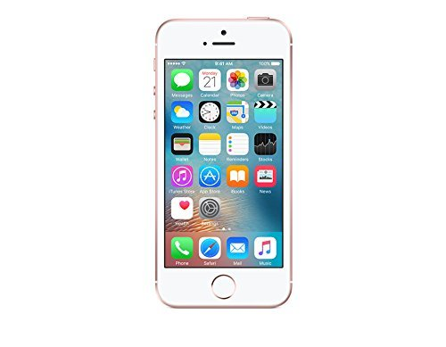 Apple iPhone SE Rose 16GB Smartphone Débloqué (Reconditionné)