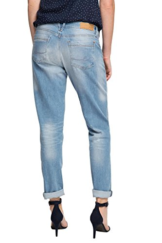 edc by ESPRIT 076cc1b029, Jeans Donna Blu (Blue Light Wash)