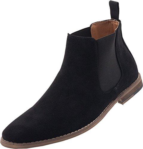 Gfp HommesWork En Pour Cuir Chaussures ULSMGqzpV