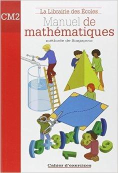 Manuel de mathématiques CM2 : Cahier d'exercices de Caroline Guény,Philippe Gady (Illustrations) ( 30 mars 2010 )
