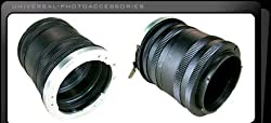 Universal Manual Extension Tube For All Canon EOS Dslrs