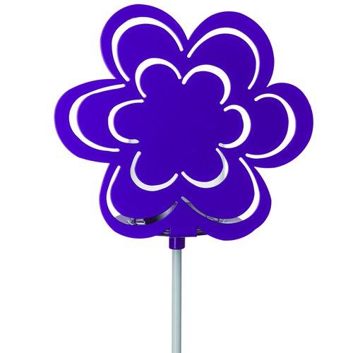 Leonardo Gartenlicht viola Flower