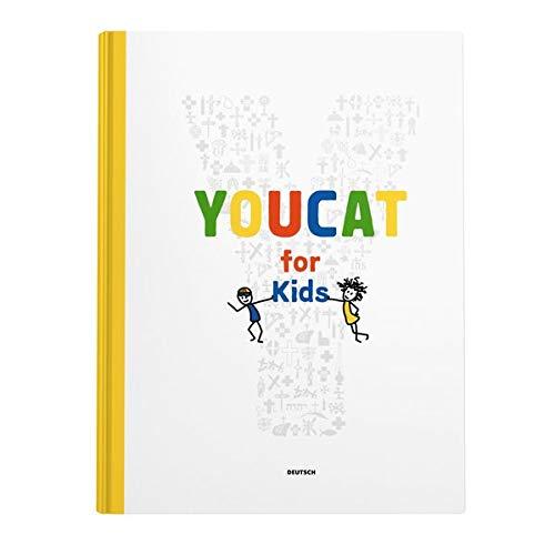 Youcat for Kids: Geschenkausgabe in Halbleinen-Ausstattung. Katholischer Katechismus für Kinder und Eltern. Mit einem Vorwort von Papst Franziskus