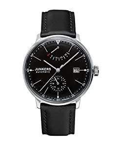 Junkers Men's Analogue Automatic Watch with Leather Strap – 60602