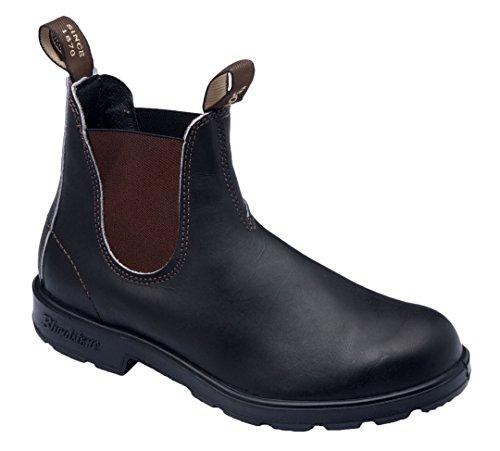 Blundstone Classic 500, Unisex-Erwachsene Kurzschaft Stiefel, Braun (Marrone), 38 EU (5 UK)