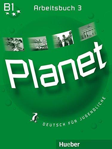 Planet. Arbeitsbuch. Per la Scuola media: PLANET 3 Arbeitsbuch (ejerc.)