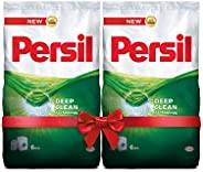 Persil Detergent Powder - Top and Front Load, 2 x 6 kg