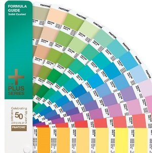 Pantone Plus Formula Guide Solid Gloss Coated 50th Anniversary Edition -
