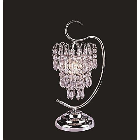 WL&F Fontana di modellazione Premium cristallo soggiorno camera da letto ristorante decorazione lampada da