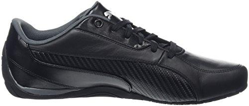 Puma Driftcat5carbonf6, Scarpe Sportive Indoor Unisex – Adulto Nero (PUMA BLACK 01)