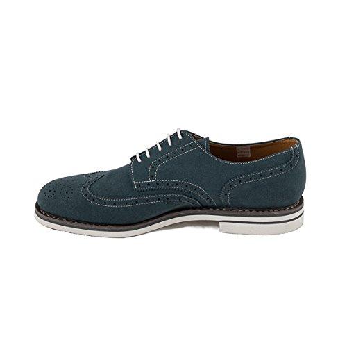 Nae Lito Blau - Herren Vegan Schuhe - 4