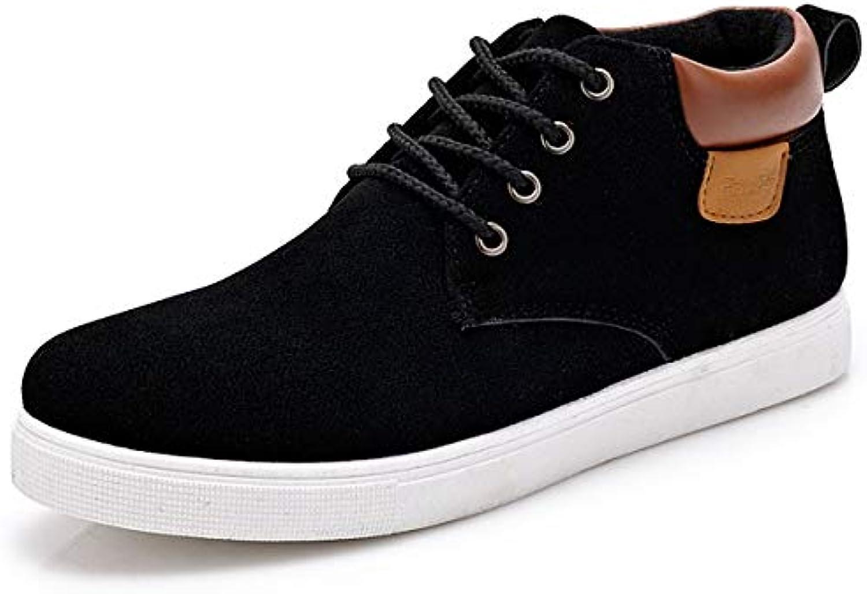 hommes / femmes hcbyj baskets les souliers à talons hauts d'automne de printemps et d'automne hauts en d entelle de coto n mode style chaussures plates de jeunes hommes nb14809 soigneuseHommes t choisis de matériaux différents styles 0cc9e9