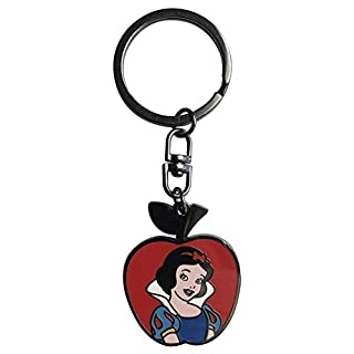 ABYstyle - DISNEY - Snow white and dwarf septs - Snow White key ring