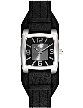 s.Oliver Damen-Armbanduhr SO-1709-LQ