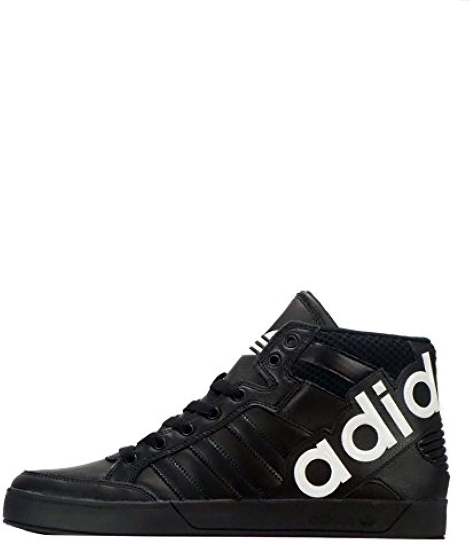 Adidas Hardcourt Großes Logo   Herren Schuhe Black AQ2865